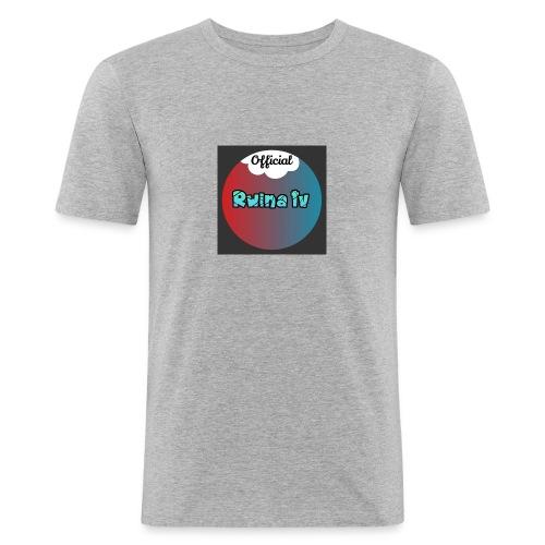 First Rwina TV clothes - Mannen slim fit T-shirt