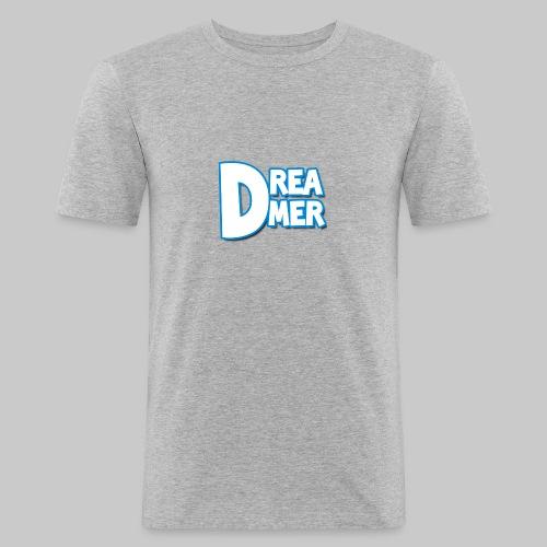 Dreamers' name - Men's Slim Fit T-Shirt