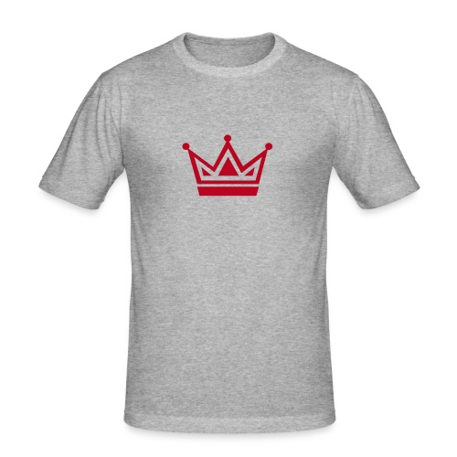 Black Crown - Men's Slim Fit T-Shirt