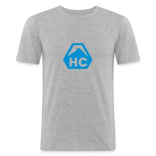 hcmountainspreadshirt - Men's Slim Fit T-Shirt