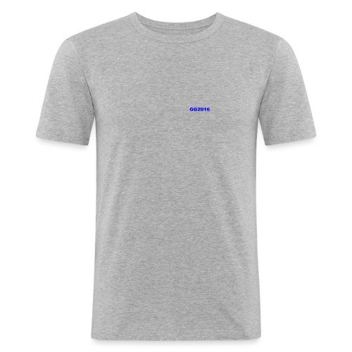GG12 - Men's Slim Fit T-Shirt
