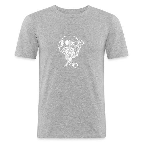 Bear drawing - Men's Slim Fit T-Shirt