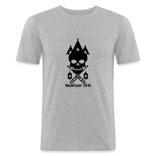 BrewCamp 2016 - Herre Slim Fit T-Shirt