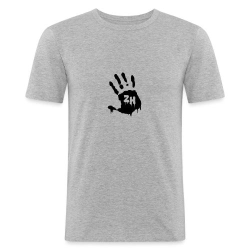 ZH png - Männer Slim Fit T-Shirt