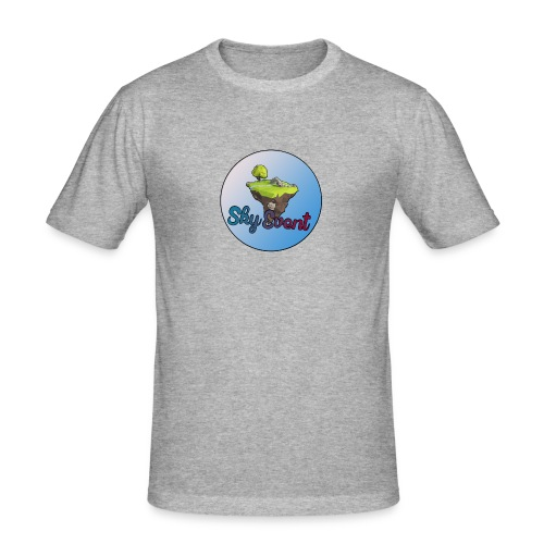 SkyEvent - T-shirt près du corps Homme