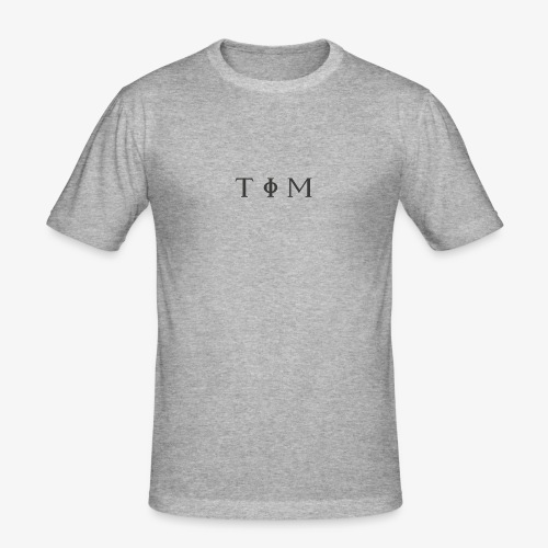 TIM - Time is Money - T-shirt près du corps Homme