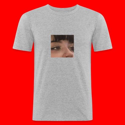 Molly - Obcisła koszulka męska
