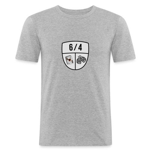 6/4 - slim fit T-shirt