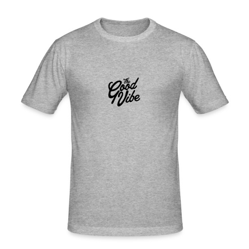 The Good Vibe ® - Mannen slim fit T-shirt