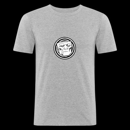 Circle Head - T-shirt près du corps Homme