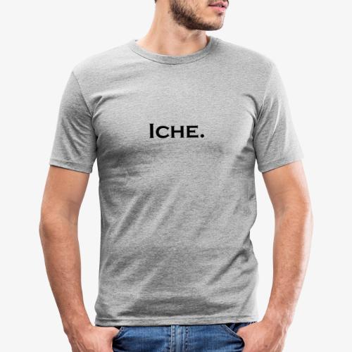 Iche - Mannen slim fit T-shirt