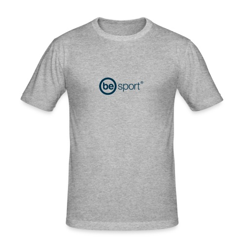 Be Sport logo - T-shirt près du corps Homme