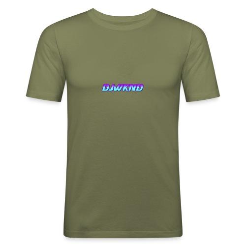 djwknd - Miesten tyköistuva t-paita