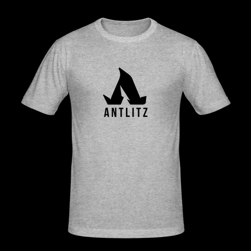 Antlitz - Männer Slim Fit T-Shirt