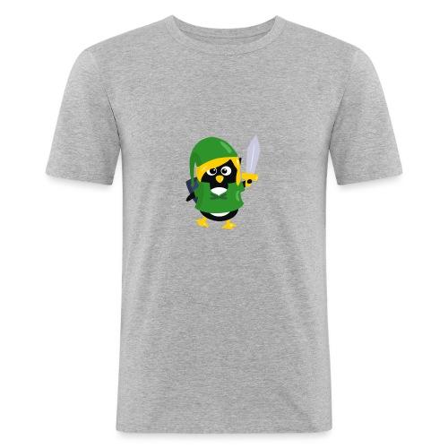 Pingouin Link - T-shirt près du corps Homme