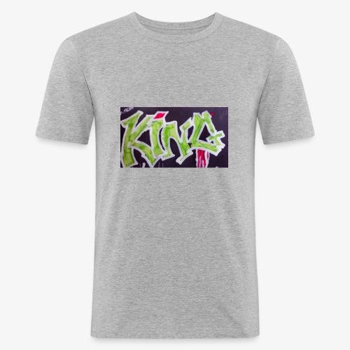 15279480062001484041809 - T-shirt près du corps Homme