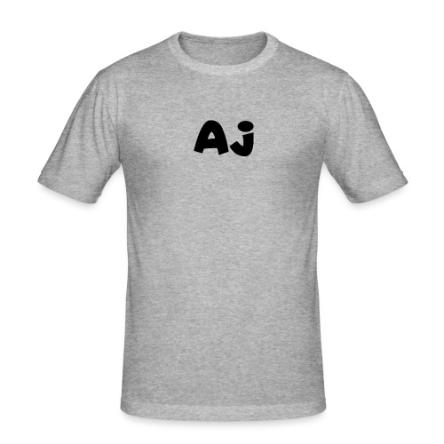 Alleen Juultje shirt - Mannen slim fit T-shirt