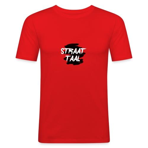 Kleding - Mannen slim fit T-shirt