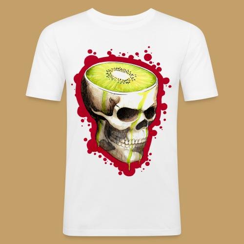 Czacha Kiwi - Obcisła koszulka męska