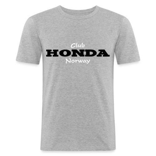 CH logo Vektor - Slim Fit T-skjorte for menn