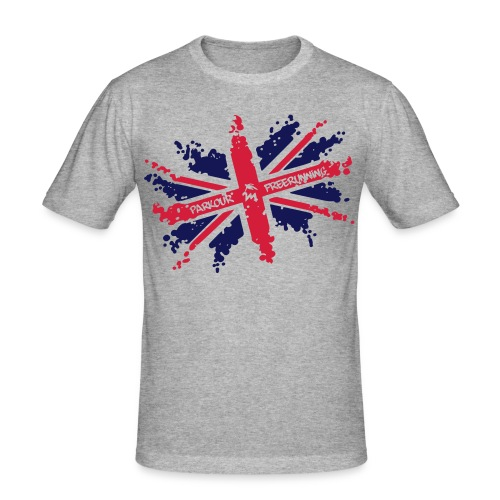 unionjack - Männer Slim Fit T-Shirt