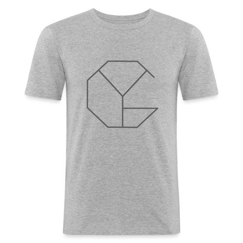 TONGRAPH - T-shirt près du corps Homme