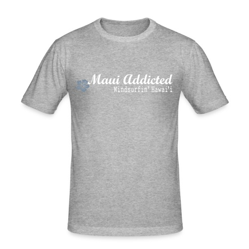 MAddLogo ai - Men's Slim Fit T-Shirt