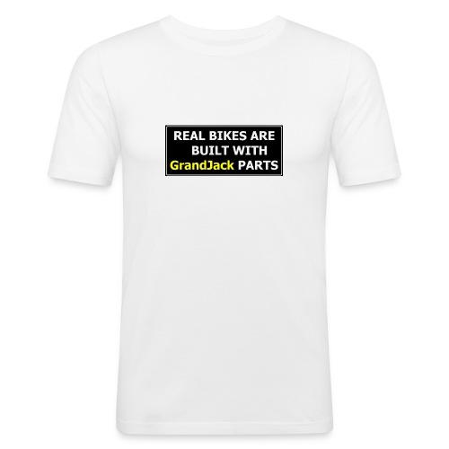 bike - T-shirt près du corps Homme
