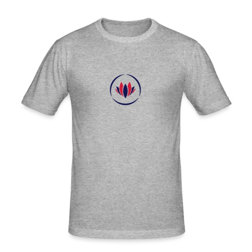Signet, ohne Text - Männer Slim Fit T-Shirt