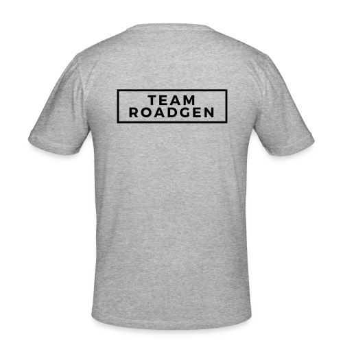 TEAM ROADGEN - Männer Slim Fit T-Shirt