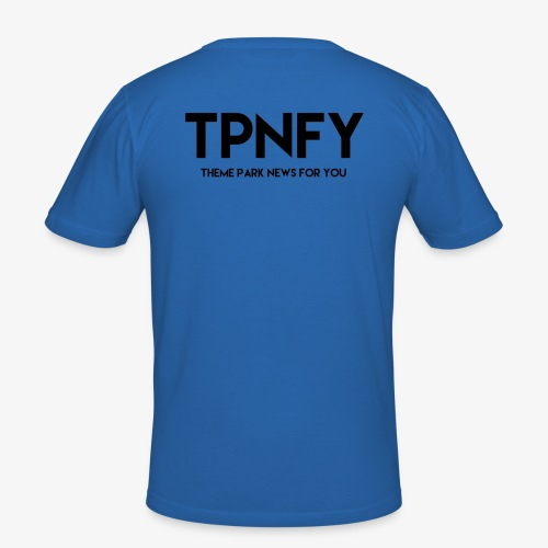 TPNFY - Men's Slim Fit T-Shirt