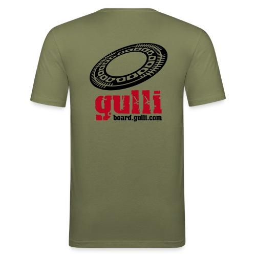 gulli shirtstuff 6 desolee - Männer Slim Fit T-Shirt
