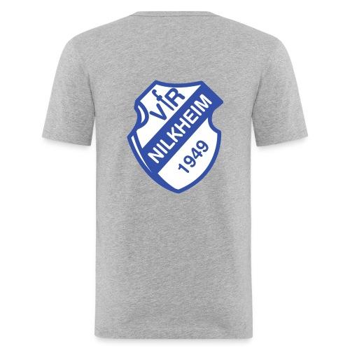 VFR Logo gif - Männer Slim Fit T-Shirt