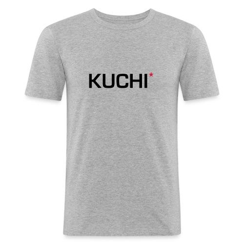 kuchi neutral - Männer Slim Fit T-Shirt