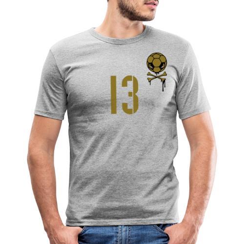 Debakel 13 - Männer Slim Fit T-Shirt