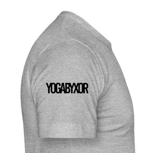 yogabyxor1 - Slim Fit T-shirt herr