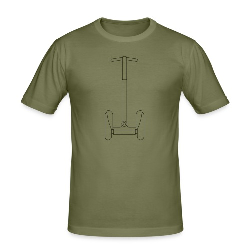 SEGWAY i2 - Männer Slim Fit T-Shirt