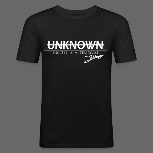 UnknownJan Merch - Männer Slim Fit T-Shirt