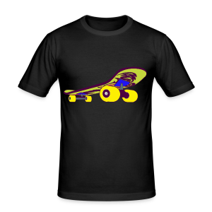 Skateboard Collection - Slim Fit T-skjorte for menn