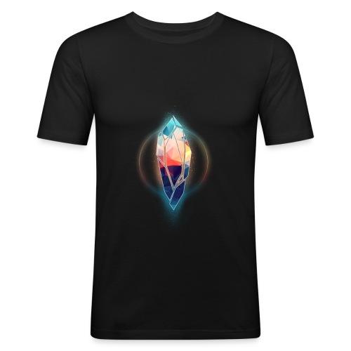 Crystal de test - T-shirt près du corps Homme