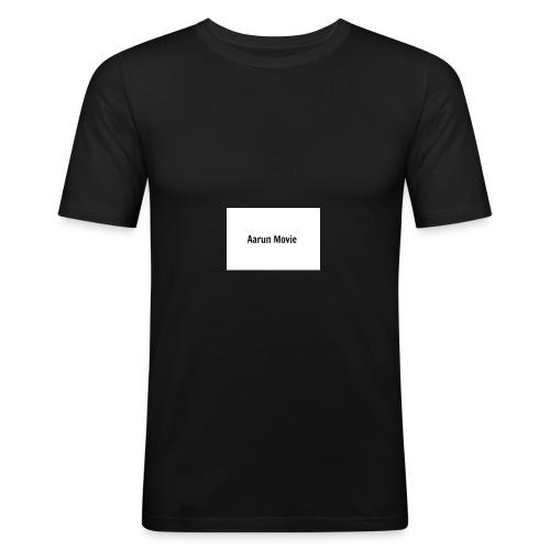 Aarun - Men's Slim Fit T-Shirt