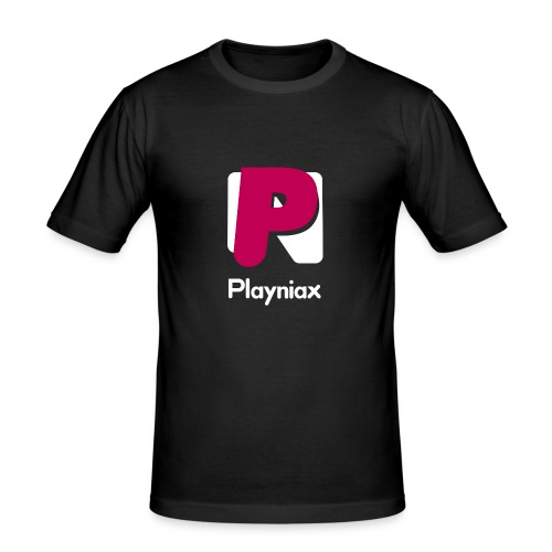 Playniax - slim fit T-shirt