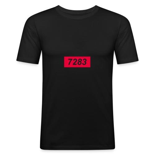 7283-transparent - Men's Slim Fit T-Shirt