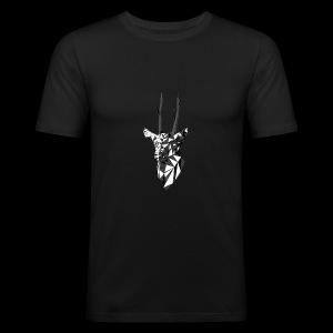 Polygoon Hert - slim fit T-shirt