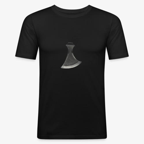 celsign iron axe - Männer Slim Fit T-Shirt