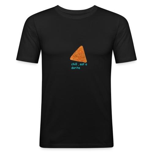 eat a dorite merch - Men's Slim Fit T-Shirt