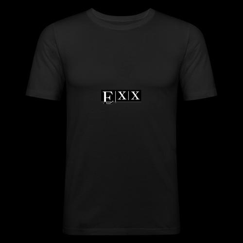 Exx Clothing - Men's Slim Fit T-Shirt