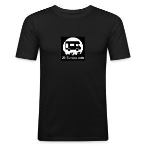 2inEurope | www - Männer Slim Fit T-Shirt