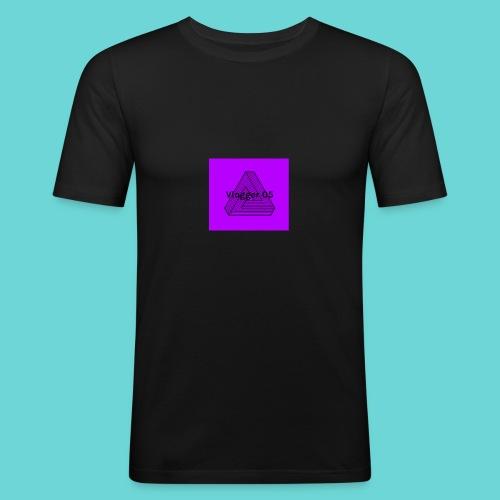 2018 logo - Men's Slim Fit T-Shirt