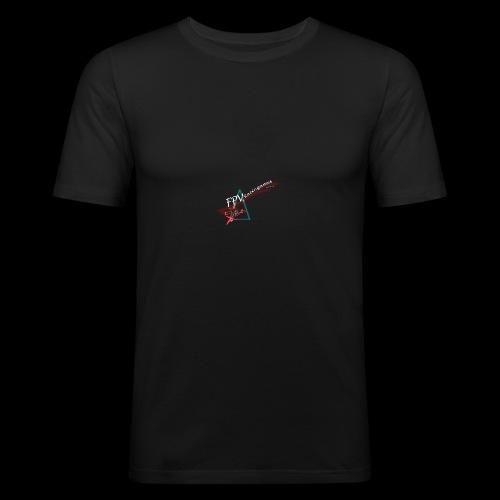 L'Original FPVRacinggames - T-shirt près du corps Homme